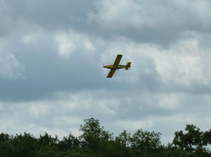 Crop Duster - Arial Spraying